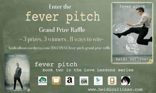 Fever Pitch Grand Prize image