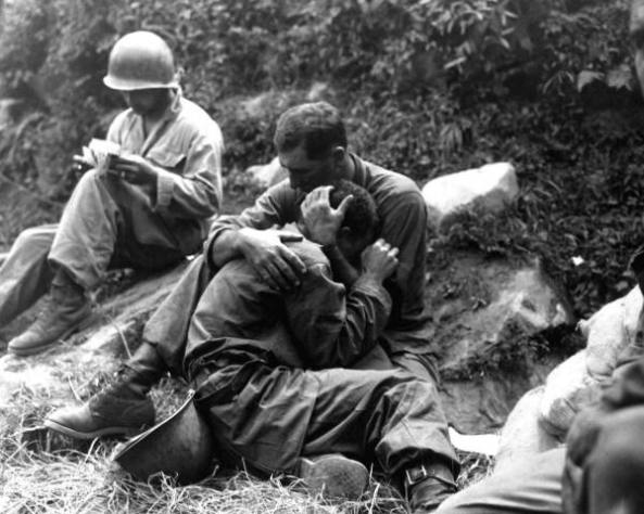 Korean War comfort