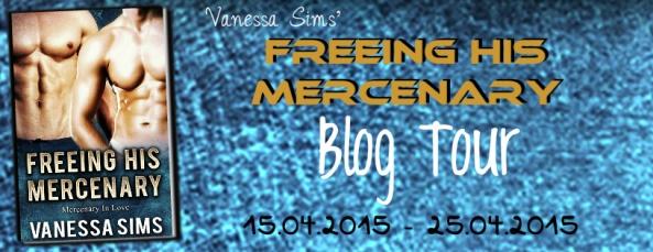 Vanessa Sims - Tour Banner