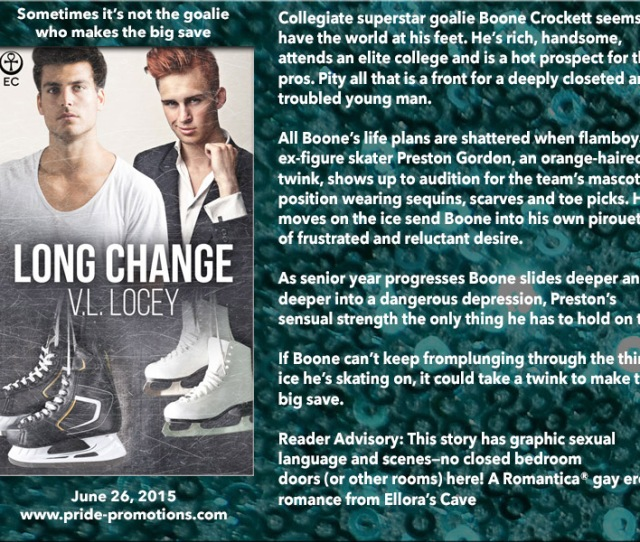 Blog Tour Excerpt And Giveaway Long Change By V L Locey