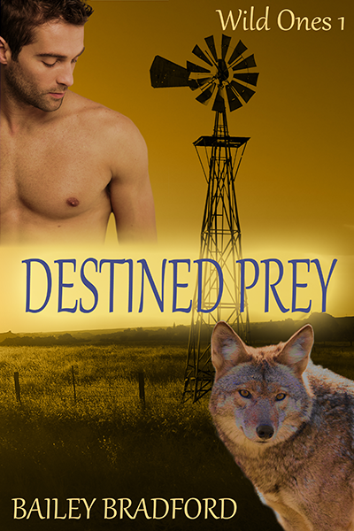 Wild Ones 1 - Destined Prey - 400x600