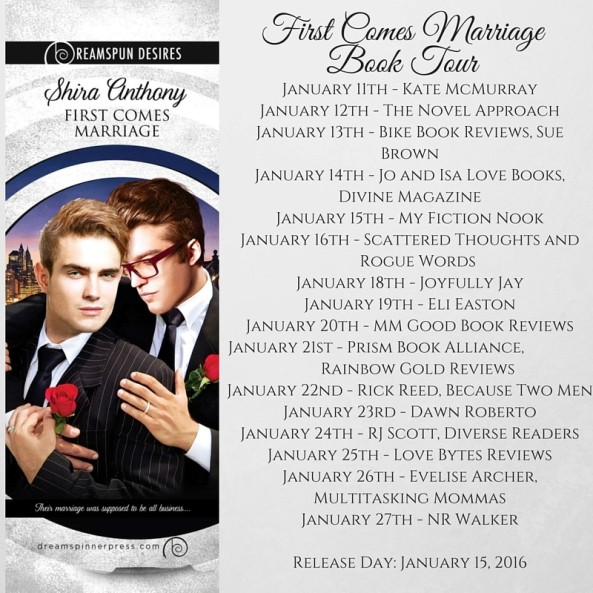 First Comes Marriage Blog Tour