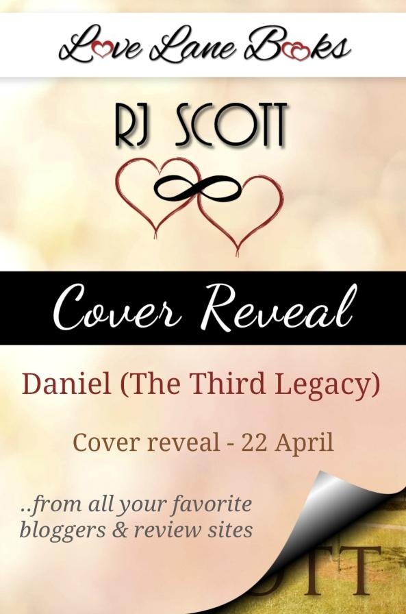 Cover Reveal - Daniel