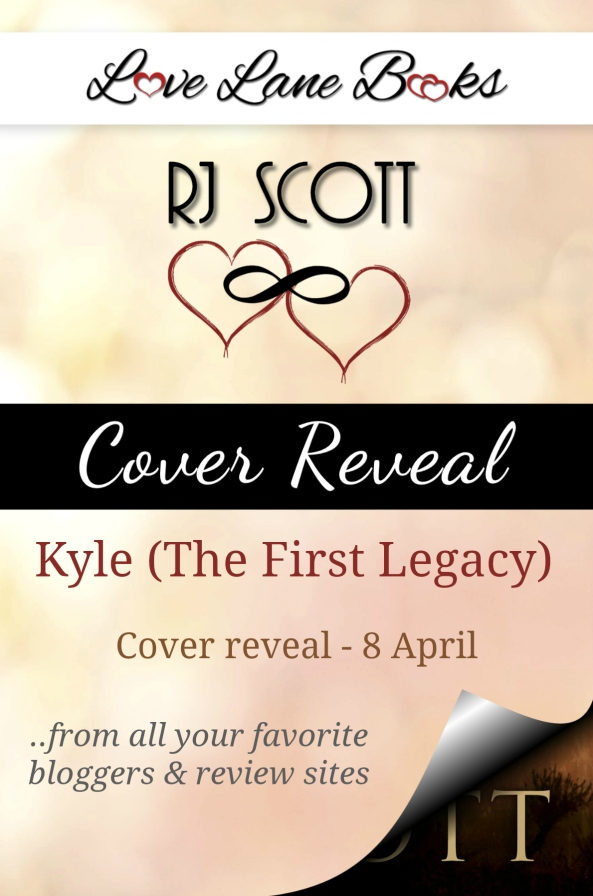 Cover Reveal - Kyle