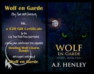 Wolf en Garde Giveaway