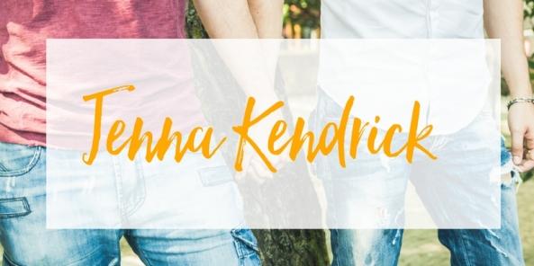 Jenna Kendrick Author