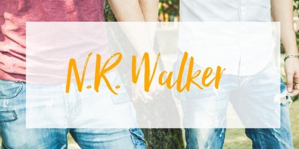 N.R. Walker Author